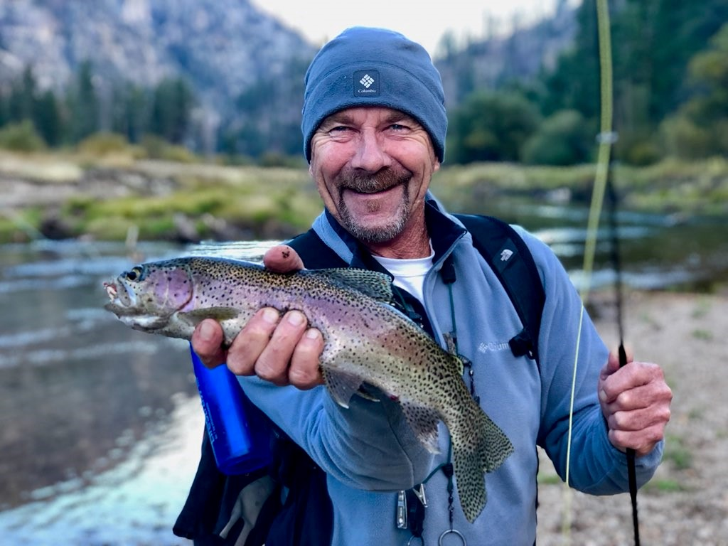March 13: Steve Day & Chuck Stokke – Golden Trout Wilderness Pack